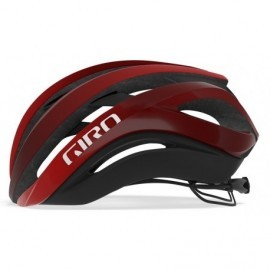 GIRO KASK SZOSOWY AETHER SPHERICAL MATTE BRIGHT RED DARK