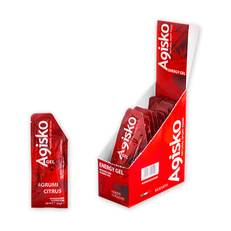 Agisko Energy Gel 37ml