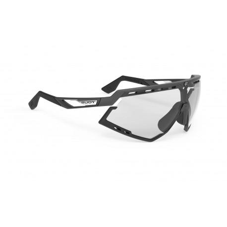 Okulary Rudy Project Defender G-Black / Black - ImpactX Photochromic 2 Black