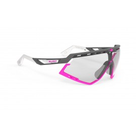 Okulary Rudy Project Defender Pyombo Matte /Fuxia - ImpactX Photochromic 2 Black
