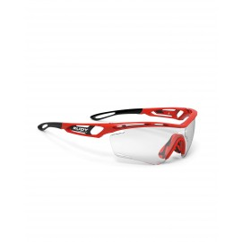 Okulary Rudy Project Tralyx Fire Red Gloss – ImpactX Photochromic 2 Black