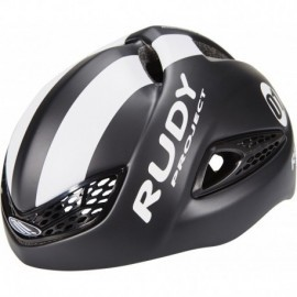 KASK Rudy Project boost 01 white graphite matte with visior s/M