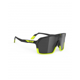 Rudy Project okulary Spinshield Black Fade Yellow