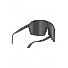 Rudy Project okulary Spinshield Black Matte Smoke