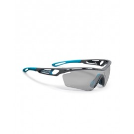 OKULARY RUDY PROJECT TRYLAX BLUE NAVY MATE - IMPACTX PHOTOCHROMIC 2 BLACK