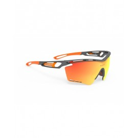 Okulary Rudy Project Trylax XL Pyombo Matte - Multilaer Orange