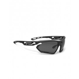 OKULARY RUDY PROJECT FOTONYK BLACK MATTE/BUMPERS BLACK - SMOKE BLACK