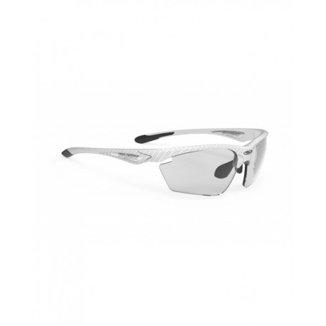 OKULARY RUDY PROJECT STARTOFLY WHITE CARBONIUM - IMPACTX PHOTOCHROMIC 2BLACK