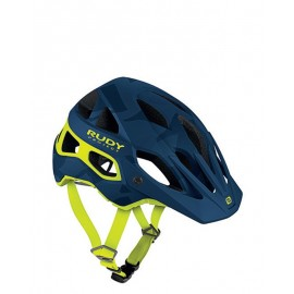 KASK RUDY PROJECT PROTERA BLUE CAMO - YELLOW FLUO (MATTE) DASZEK VISIOR R.S/M