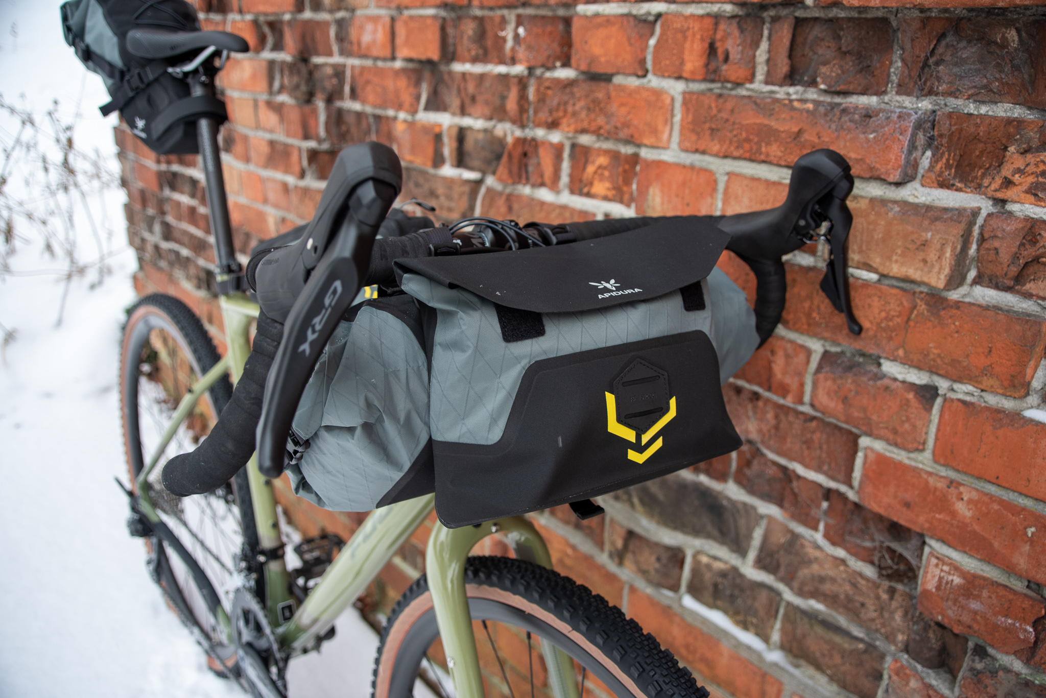 Apidura Backcountry Series 2021 torby do bikepackingu, torby bikepackingowe