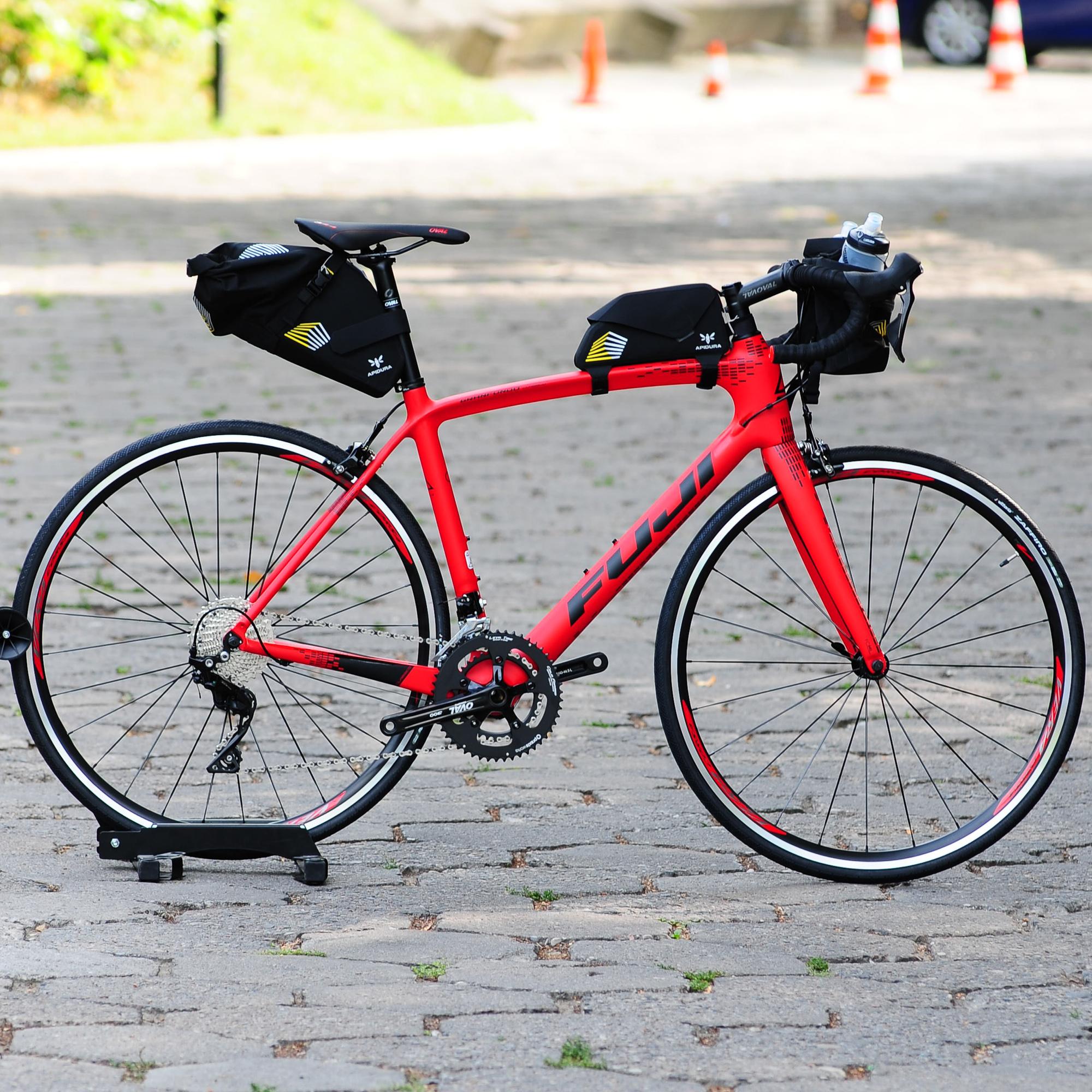 apidura racing torby rowerowe